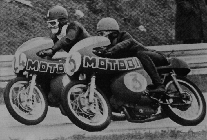 Motobi Racing Origins
