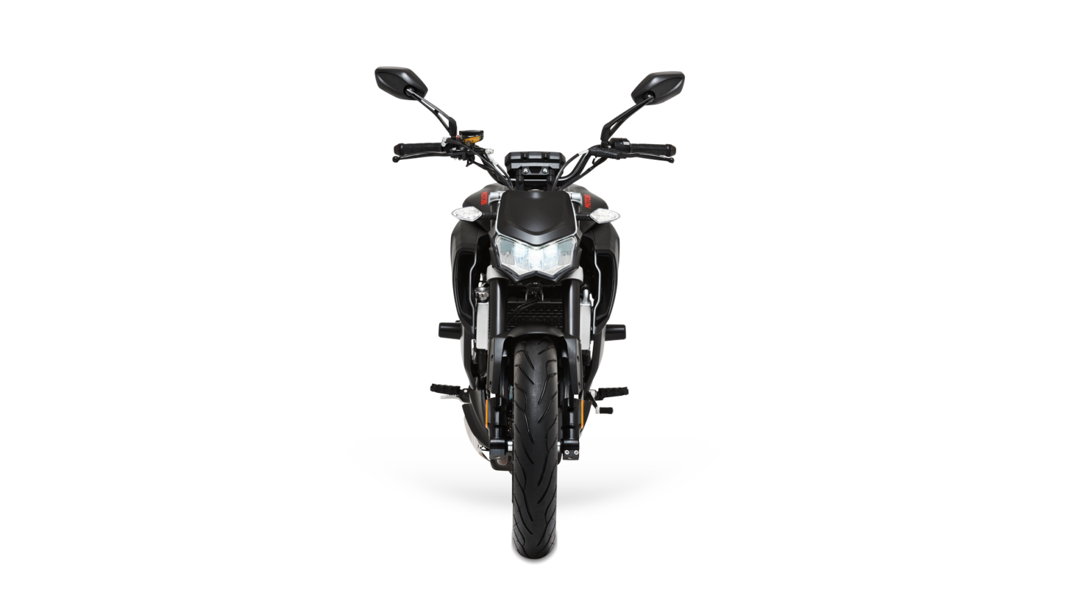 DL 125 Black Edition_Front