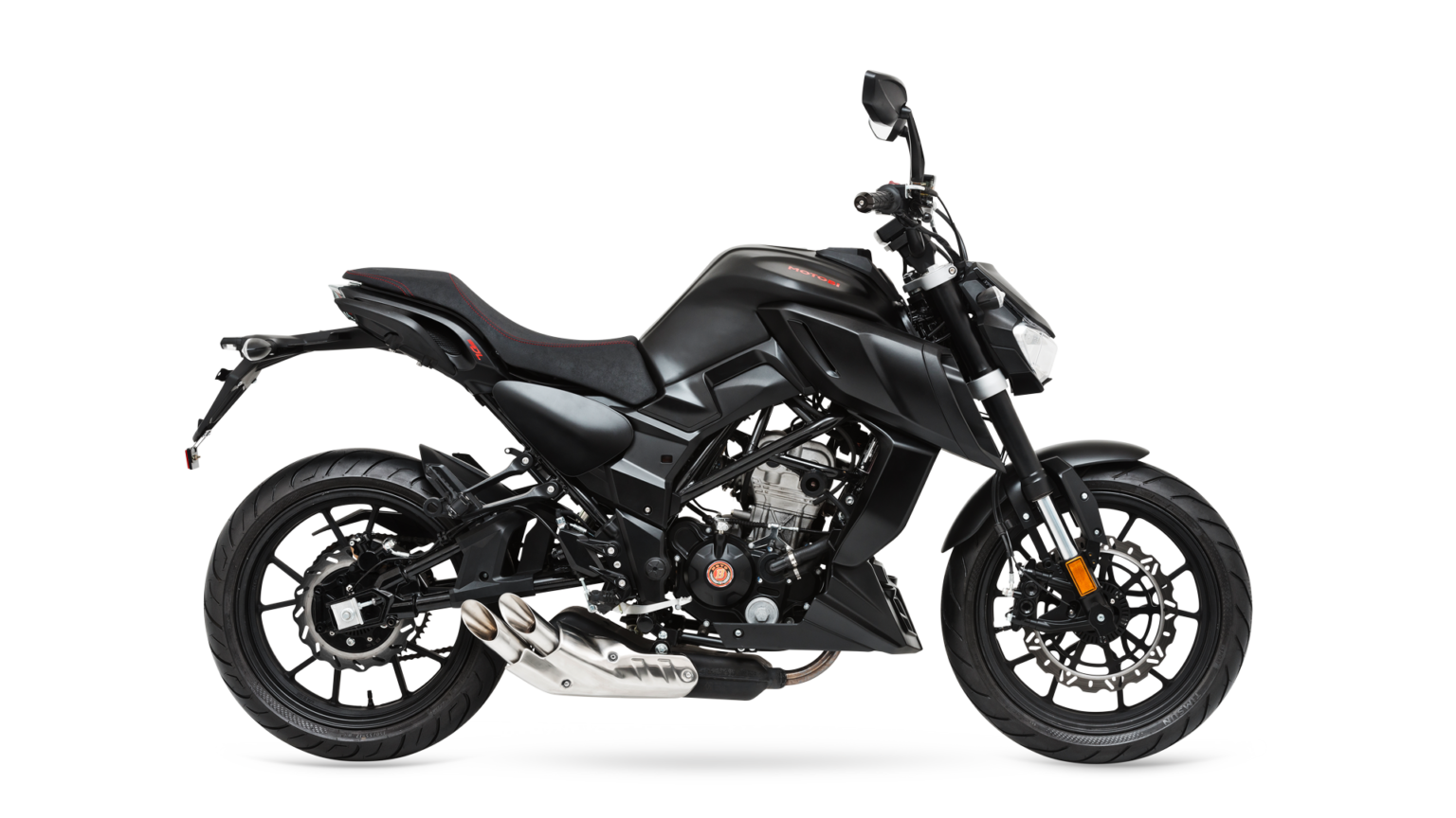 DL 125 Black Edition_Side